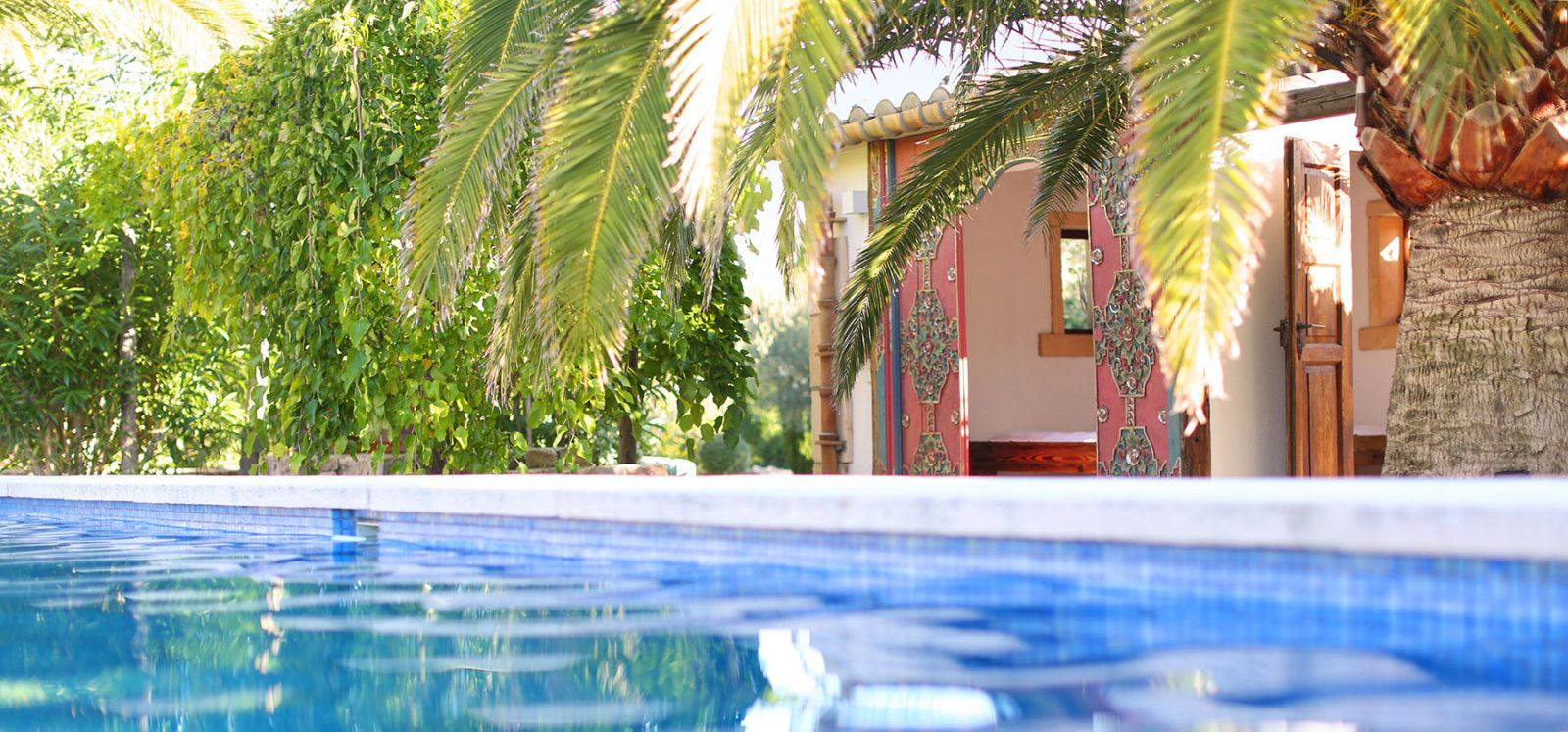 Relax on your holiday finca
